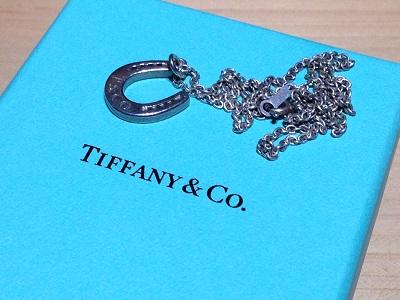 ティファニー(Tiffany) ホースシューネックレス SV925 北山 京都 大阪 神戸 西日本宅配買取